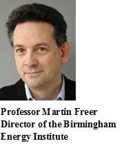 Martin Freer - Bio