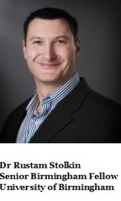 Dr Rustam Stolkin  - WordPress Profile