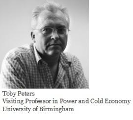 Toby Peters - Bio