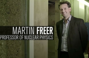 How will our research develop expertise in nuclear energy in the UK? Professor Martin Freerexplains…
