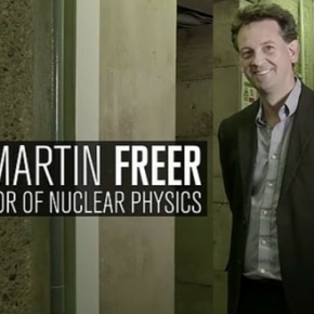 How will our research develop expertise in nuclear energy in the UK? Professor Martin Freer explains…
