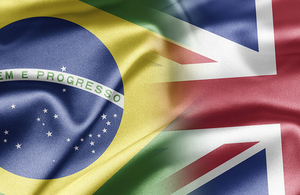 United Kingdom and Brazil